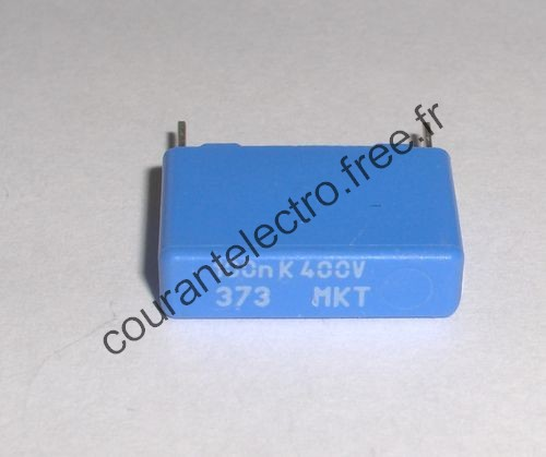 Metallized Polyester Film Capacitors Potted Type