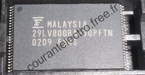 MBM29LV800BA-70PFTN