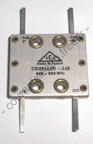 3DB-400-800MHz
