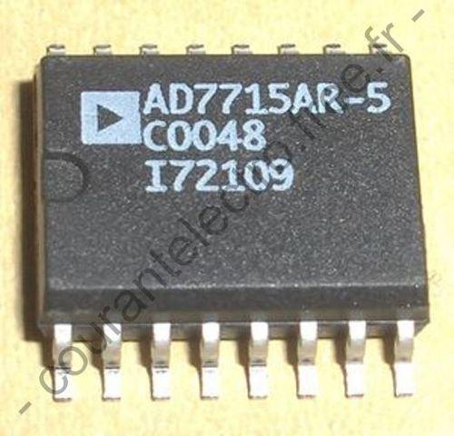 AD7715AR-5 Sigma-Delta ADC