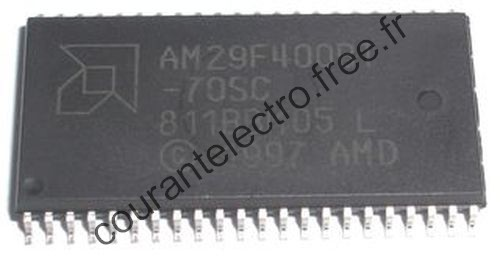 5.0 Volt-only Boot Sector Flash Memory