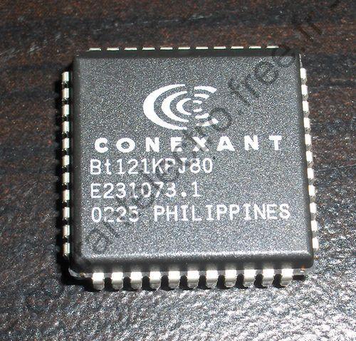 BT121KPJ80 Monolithique Triple 8-Bit VideoDac