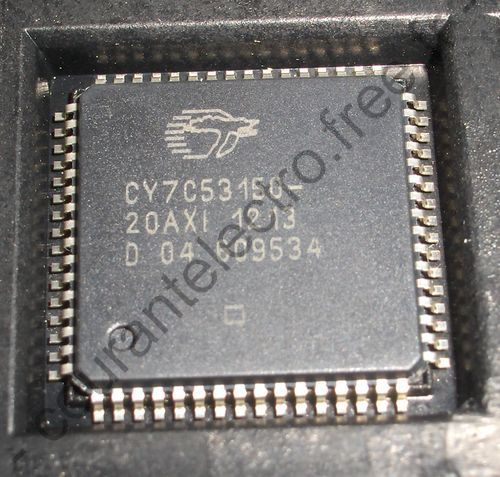 CY7C53150-20AXI