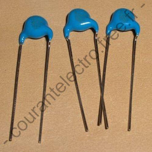 DE2B3KH331K haute Voltage Ceramique Condensateur