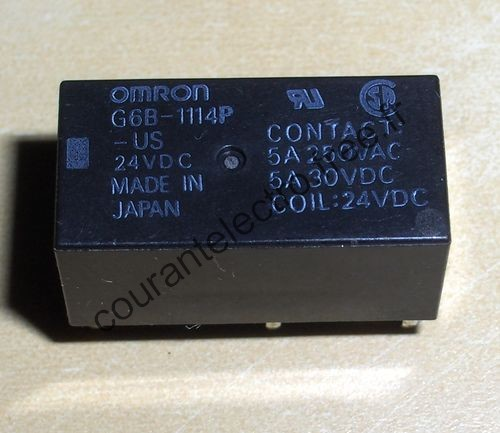 High Capacity and High Dielectric Strength Miniature Relay with Fully Sealed