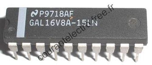 GAL16V8A-15LN