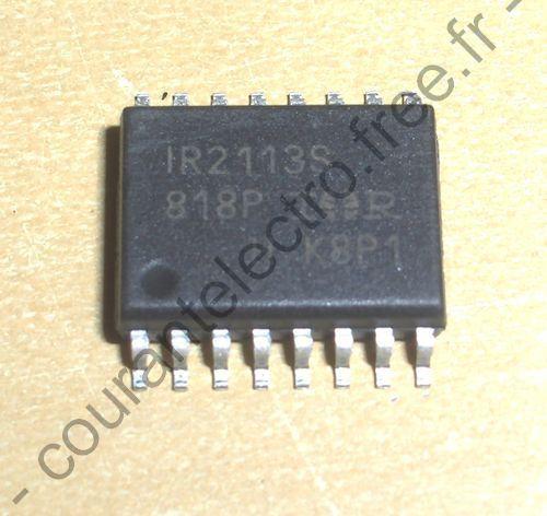 IR2113S Driver MOSFET