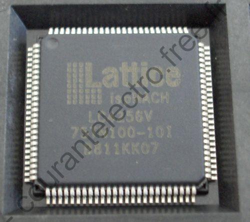 LC4256V75TN100I