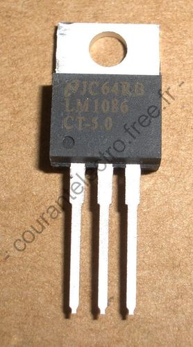 LM1086CT-5.0