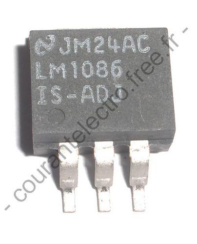 LM1086IS-ADJ