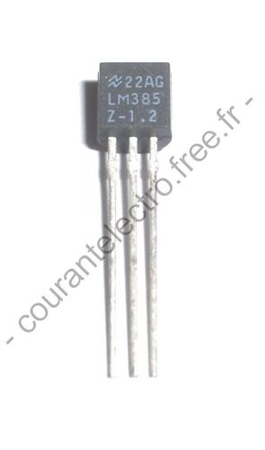 LM385Z-1.2