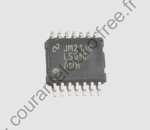 High-Voltage 1-A Step-Down Switching Regulator