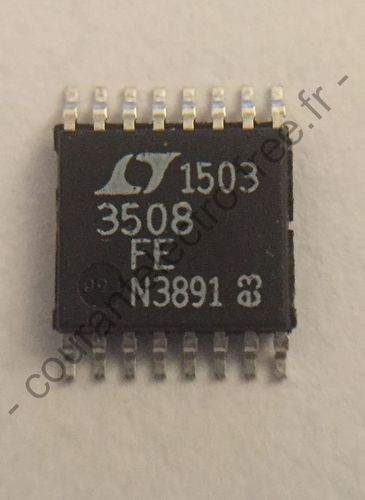 Dual Monolithic 1.4A Step-Down Switching Regulator