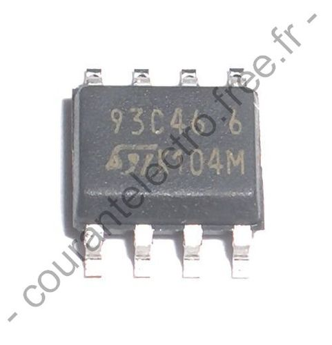 MICROWIRE serial access EEPROM