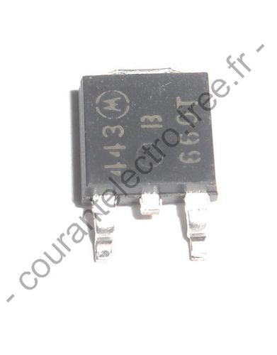 D2PAK Surface Mount Power Package
