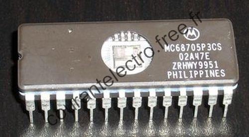 MC68705P3CS
