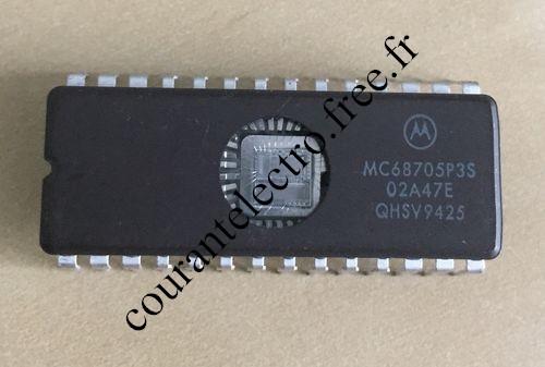 MC68705P3S