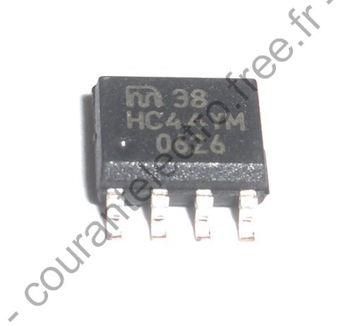 MIC38HC44YMTR Controleurs de commutation PWM