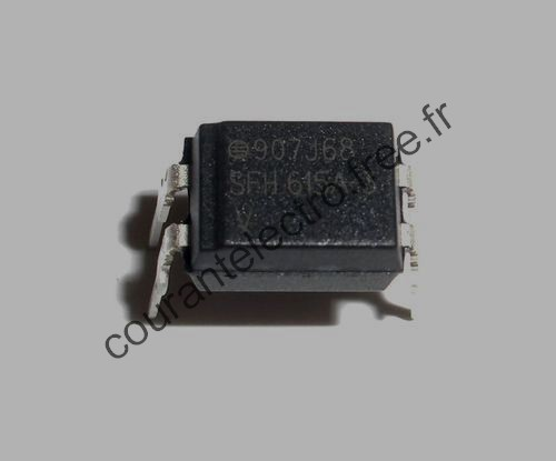 Optocoupler Phototransistor Output High Reliability