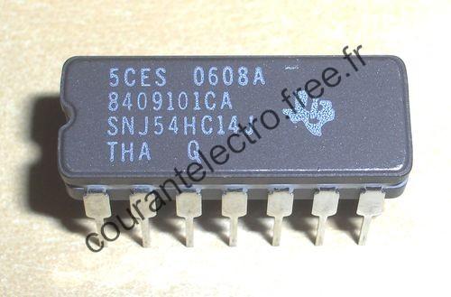SNJ54HC14J