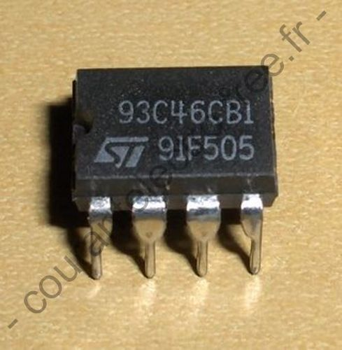 SERIAL MICROWIRE EEPROM