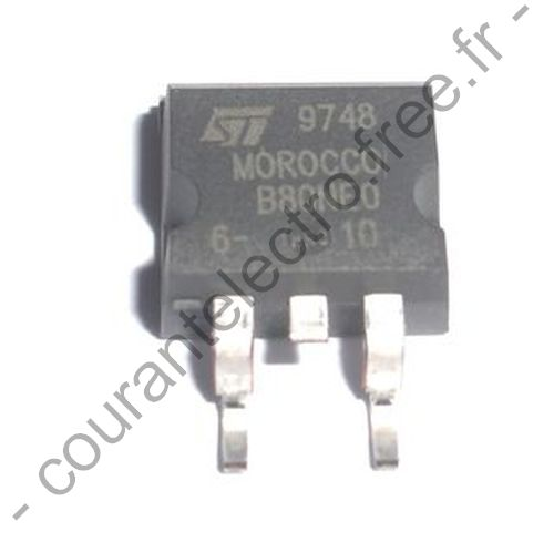 STB80NE0610