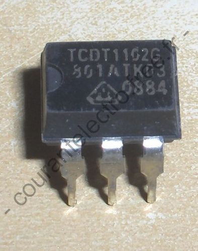 Optocoupler Phototransistor Output