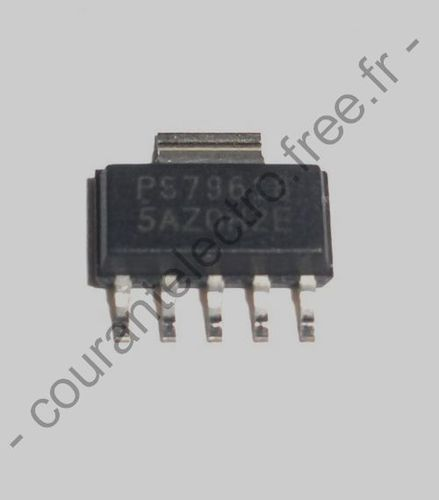 TPS79618DCQ