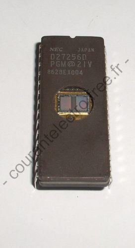 UPD27256D 32K x 8 nMOS EPROM Memoire