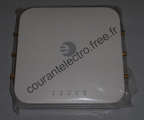 high-performance 802.11abgn indoor access point