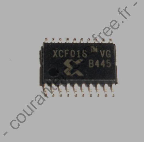 XCF01S-V020 EEPROM en série